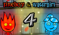 FireBoy and WaterGirl 4: The C
